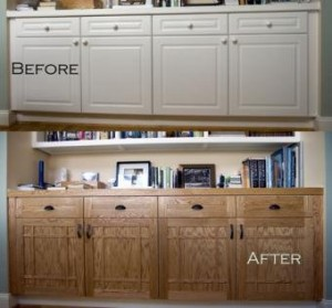 Cabinets Reface